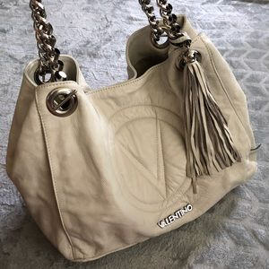 Genuine Mario Valentino leather purse
